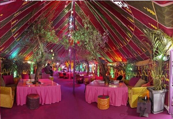 Mille et une nuits - Decoration mariage mille et une nuit ...