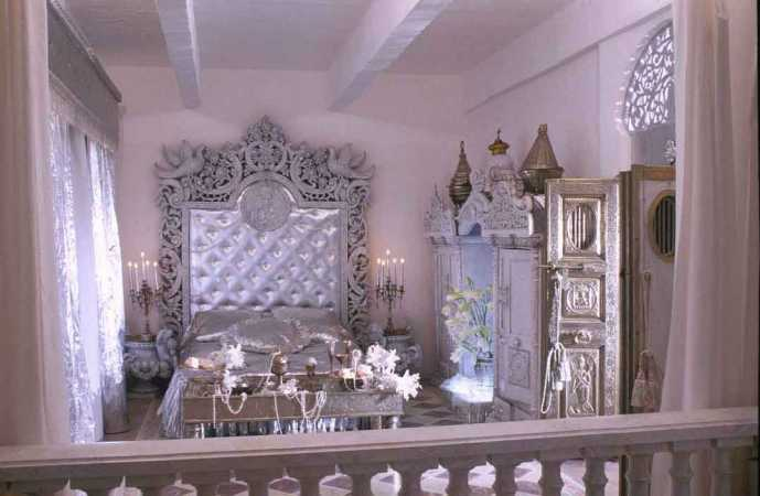 Suite nuptiale for Decoration chambre nuptiale